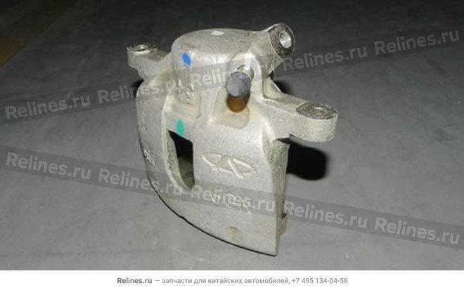 LH case - brake clamp
