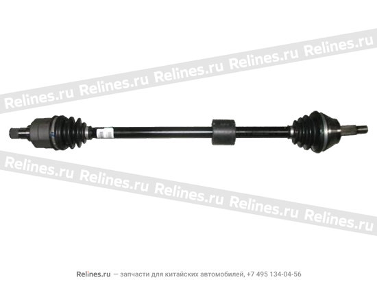 Привод колеса правый - A11-2203020CB