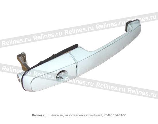 Ручка двери наружная передняя правая - A15-6105180-DQ