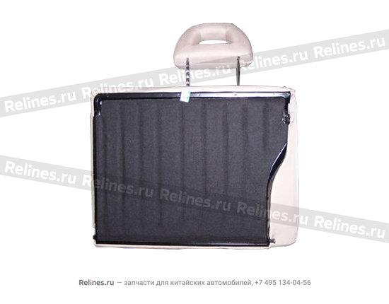 Backrest cushion assy - RR row RH - A15-7005020BS