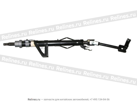 Column & mechanical universal joint assy