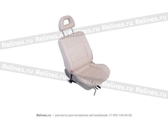 Seat assy - FR LH - A15-6800010BS