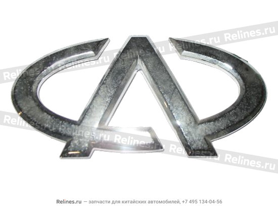 Эмблема задняя - A15-3921113