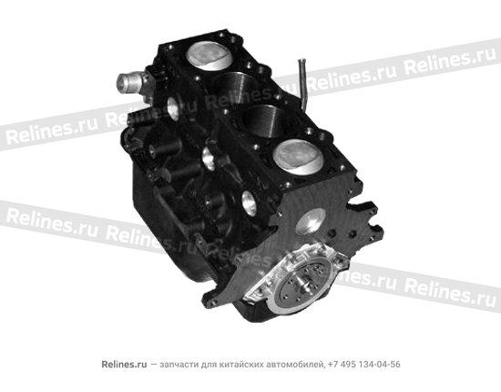 Блок цилиндров - 480-1002010CA-EC
