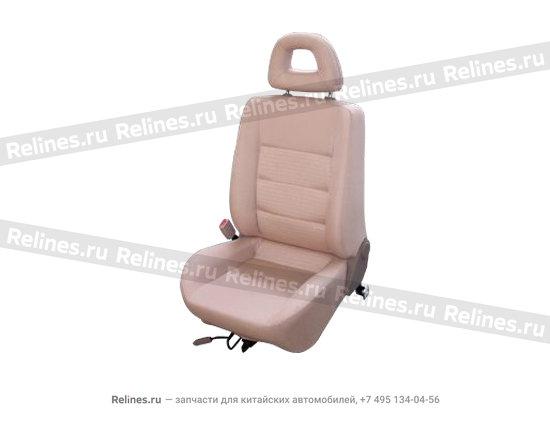 Seat assy - FR LH - A15-6800010BU