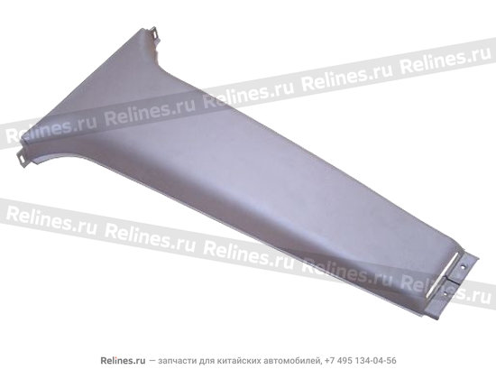 Trim board - b pillar LH LWR