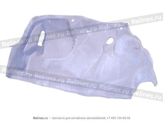 Mould assy - rear arch LH - A11-5101010AN