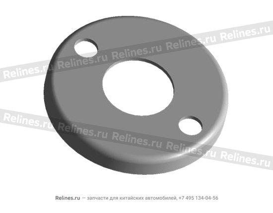 Седло пружины коробки передач (КПП) металлич - 015301267aa