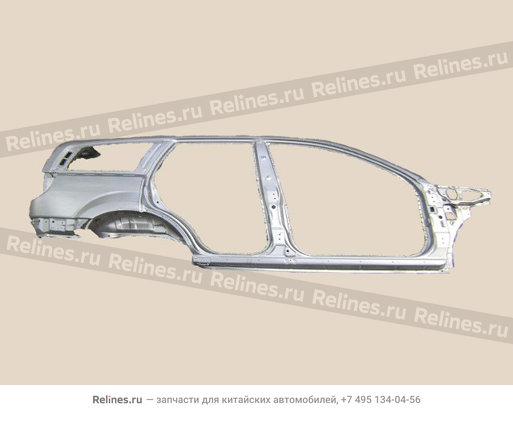 Панель боковины кузова правая в сборе - 5401200-K00