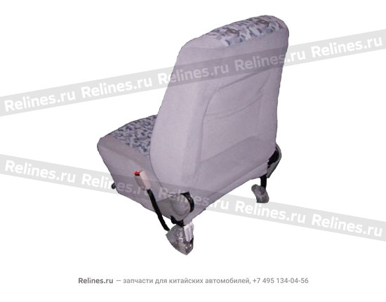Seat assy - FR RH - A11-6800020CB