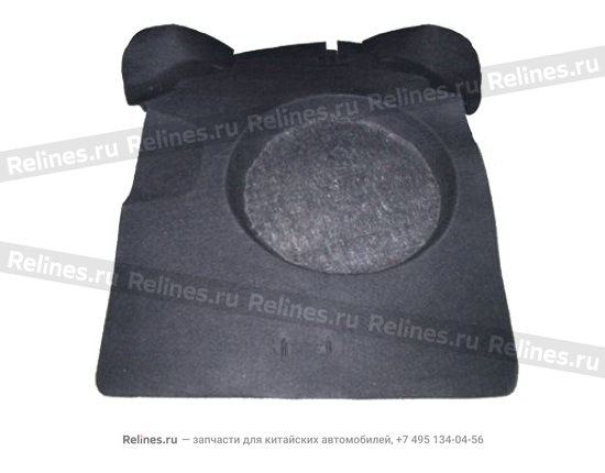 Carpet assy - luggage compartment - A15-8210020BN