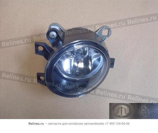 Фара противотуманная правая - 4116200-P24A