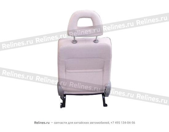 Seat assy - FR RH - A15-6800020BS
