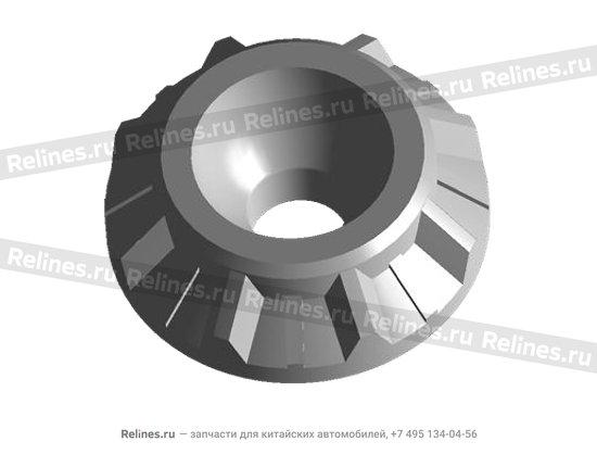 Втулка амортизатора заднего нижняя - A11-2911023