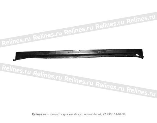 Накладка порога кузова правая - A11-6102920