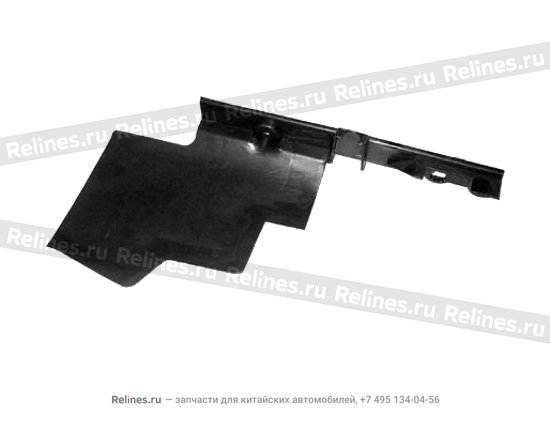Опора радиатора - A11-1301211