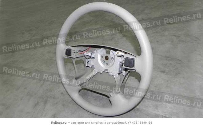 Steering wheel body assy - A15-3402040CA