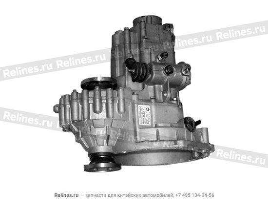 Коробка передач механическая (МКПП) - A11-1700010