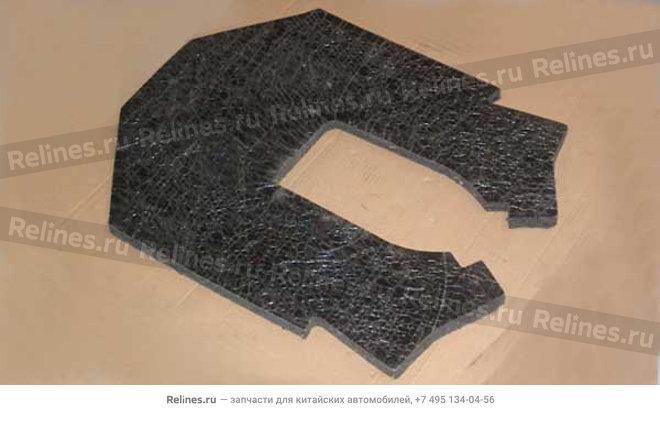 Central aisle rear cushion - A11-5110035