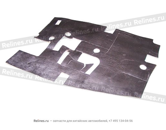 Steering pillar Cross beam lef - A11-5300163
