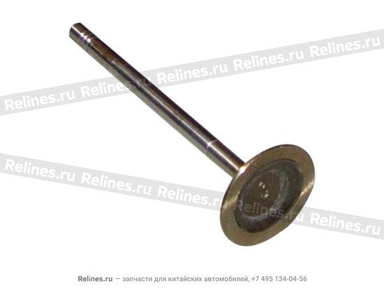 Клапан впускной - 480E-1007011