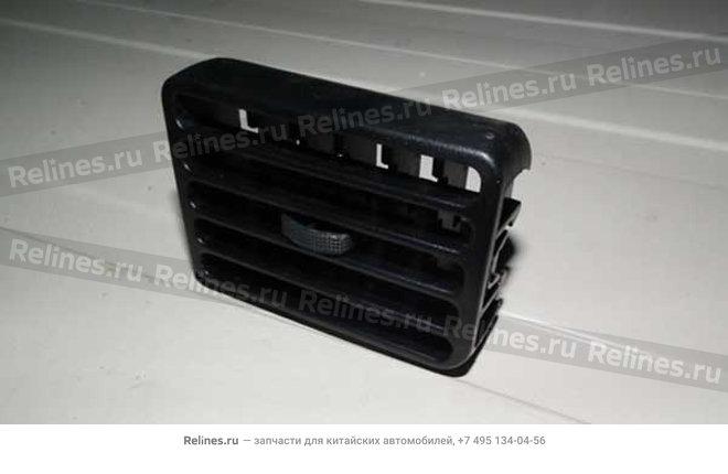 Дефлектор системы вентиляции пластиковый