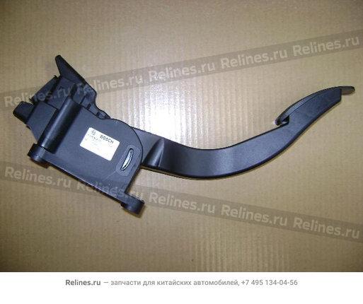 Педаль газа в сборе - 1107200-E10