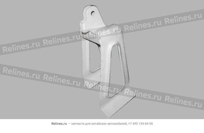 Checkers assy - rear door RH - A11-5400450-DY