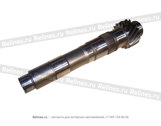 Shaft - output - QR520-1701411