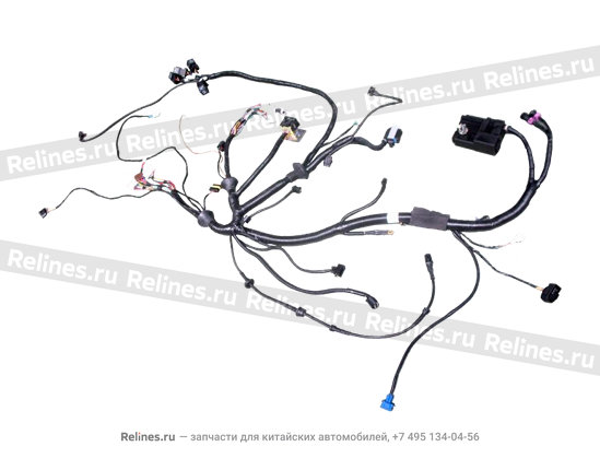 Cable assy - FR chamber LH
