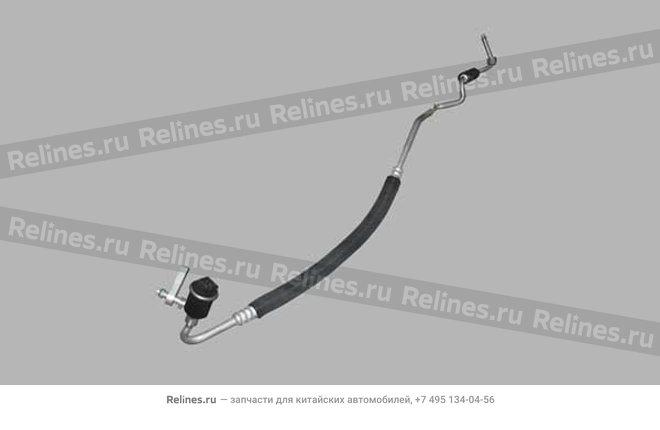 Трубка кондиционера - A15-8108050BD