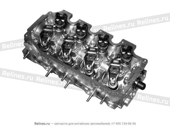 Головка блока цилиндров - 480E-1003001