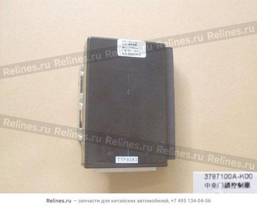 Блок центрального замка - 3787100A-K00