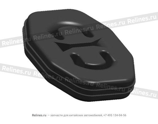 Подвес глушителя резиновый - A11-1200019