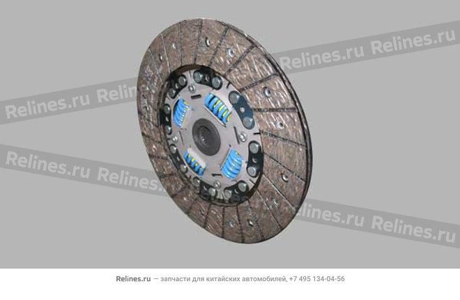 Диск сцепления - A11-1601030AC