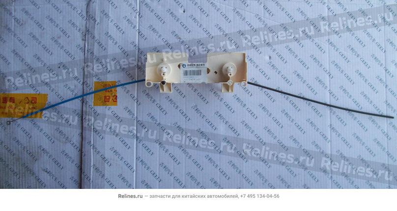 Блок управления кондиционером - 1017008211