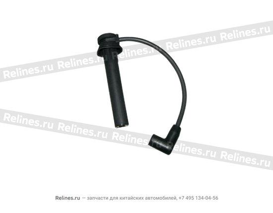 Провод высоковольтный 4 цилиндр - A15-3707160