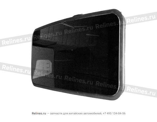 Frame assy - glass - A11-5703110BB