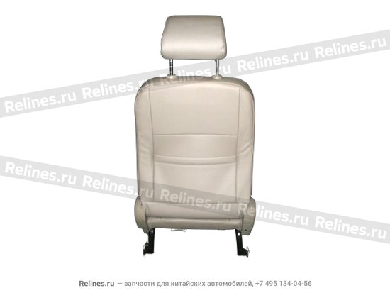 Seat assy - FR RH - A15-6800020CR