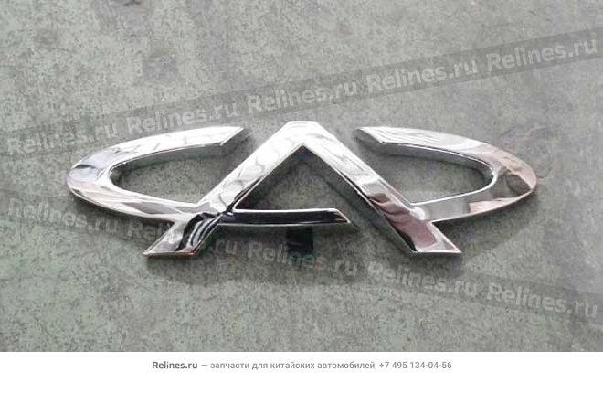 Эмблема задняя - A11-3921113