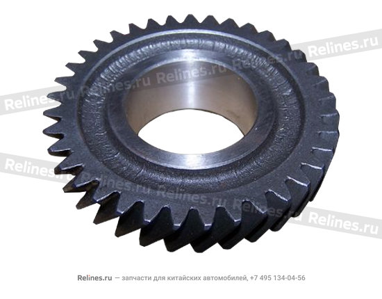 Gear assy - 5TH - QR520-1701350