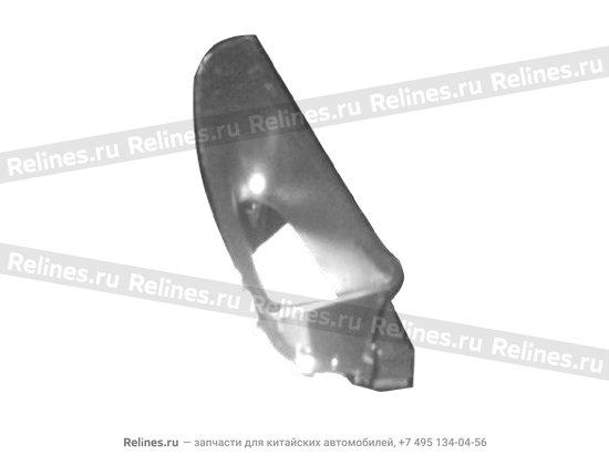 Body - LH armrest - A11-6102417AL