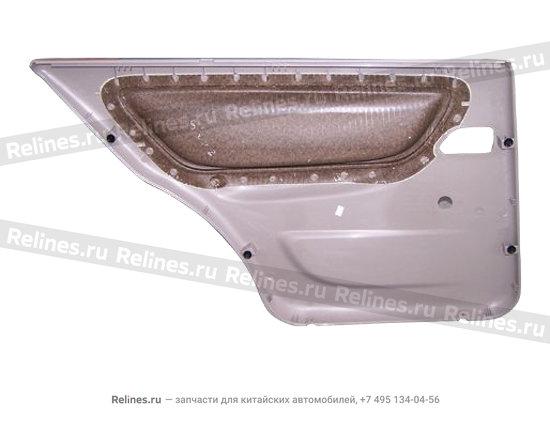 Panel - RR door RH INR - A15-6202440CA
