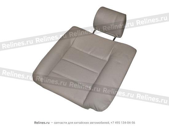 Backrest cushion assy-rr row LH - A15-7005010CR