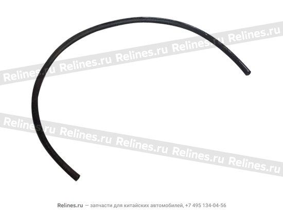 Regenerative electromagnetic valve intake pipe - A11-1208217CA