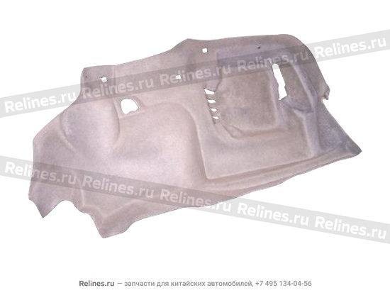 Mould assy - rear arch RH - A11-5101020AN