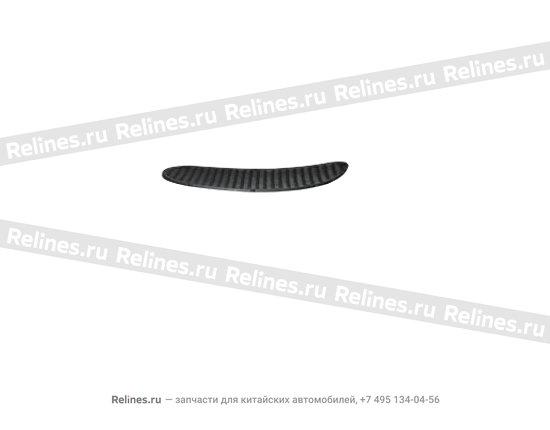 """Изображение продукта """"Air intake grille rh-fr bumper"""""""