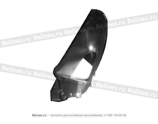 Body - LH armrest - A11-6102417