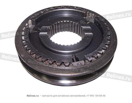 Synchronizer - clutch(5TH) - QR520-1701370