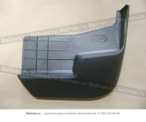 Брызговик передний правый (новая рама 2008г) - 5173102-K00-B1